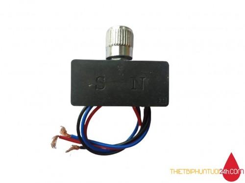 Chiết áp, điều chỉnh tốc độ, điều tốc, chỉnh áp cho máy bơm mini 12v, động cơ 775 12v