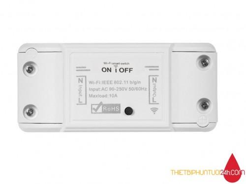 Công tắc thông minh điều khiển từ xa bằng điện thoại qua Wifi,3G